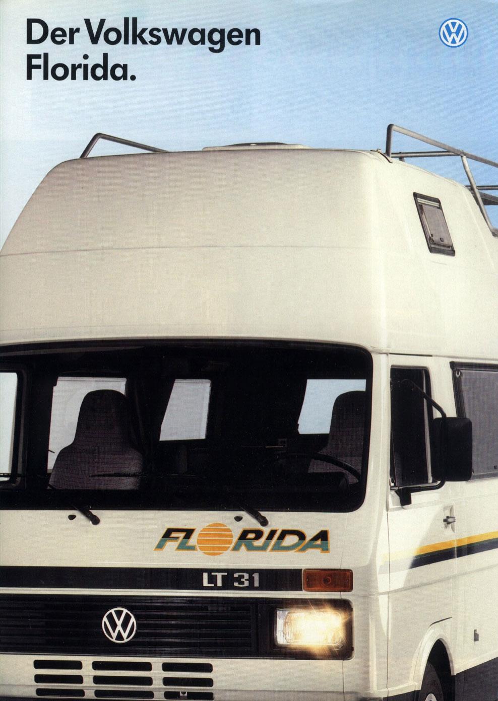 Westfalia Florida Conversion - VWLT.co.uk