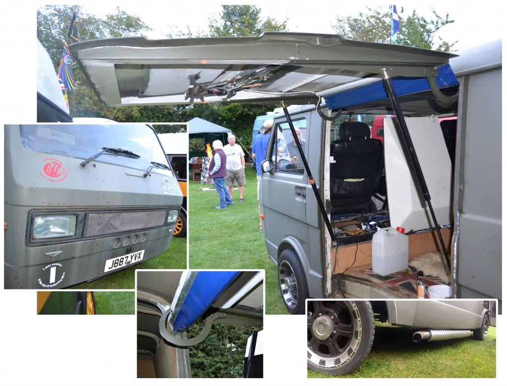Rupert Davison's VW LT Mk 1