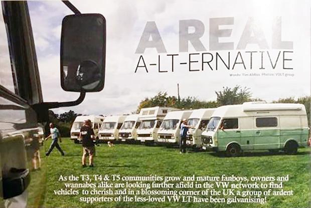 Ultra VW Magazine